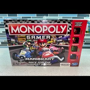 Monopoly Limited edition Mario Kart edition